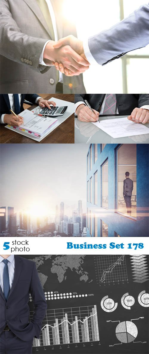 Photos - Business Set 178