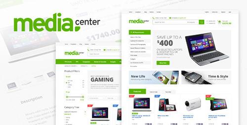 ThemeForest - MediaCenter v2.2.1 - Electronics Store WooCommerce Theme - 9177409