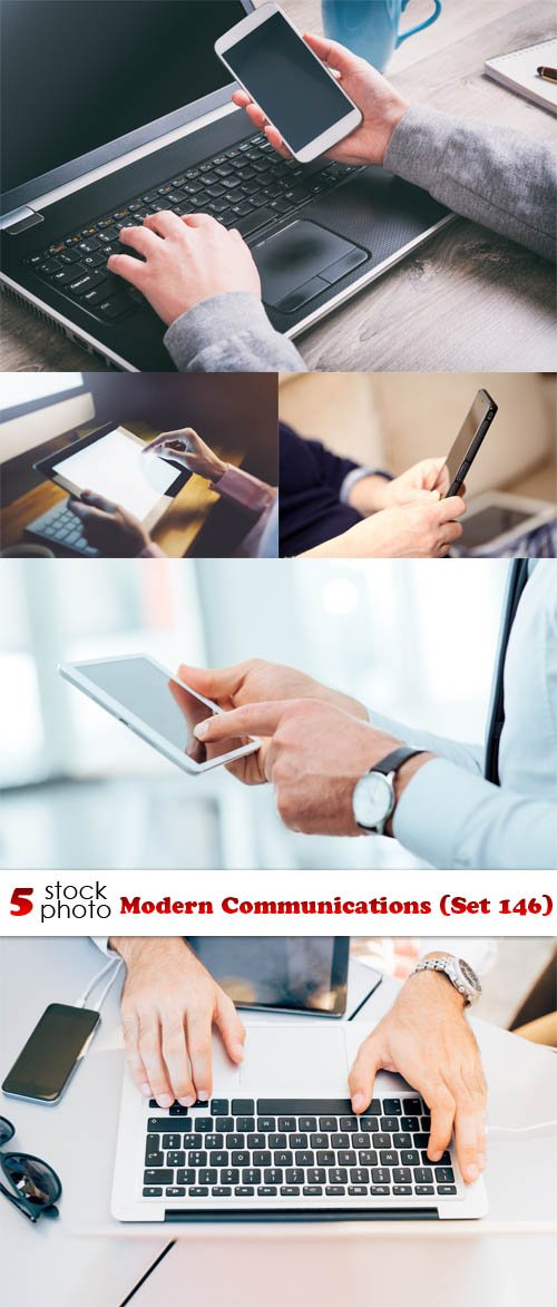 Photos - Modern Communications (Set 146)