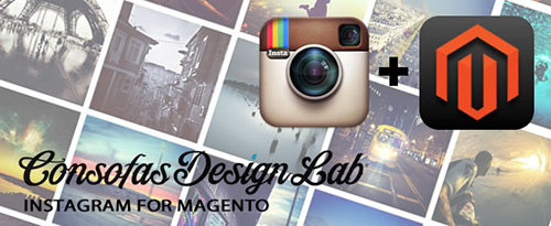 CodeCanyon - Instagram for Magento v1.2.1 - 8160934