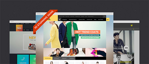 KulerThemes - Skis v1.1.0 - Trendy OpenCart Theme For Online Store