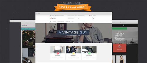 KulerThemes - Start v2.0.0 - Modern Minimalist OpenCart Fashion Theme