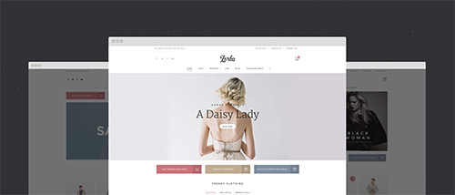 KulerThemes - Zorka v2.0.0 - Intuitive Fashion OpenCart Theme