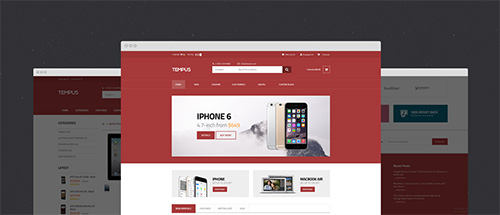 KulerThemes - Tempus v2.0.0 - Stylish Responsive OpenCart Template For Mobile Store