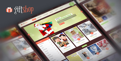 ThemeForest - Lexus GiftStore - Responsive Opencart 1.5 & 2.0 Theme (Update: 1 July 15) - 6384371