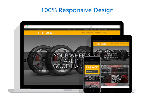 Wheels & Tires - PrestaShop 1.6.x Theme - TM 52940
