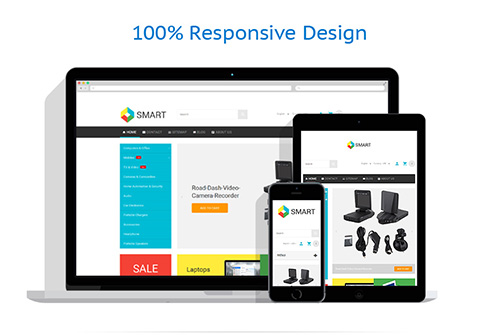Smart v1.0 - PrestaShop 1.6.1.2 Theme - TM 54960