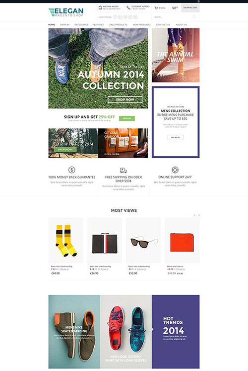 PosThemes - Elegan v1.0 - Responsive Accessories Prestashop 1.6.0.9 Theme