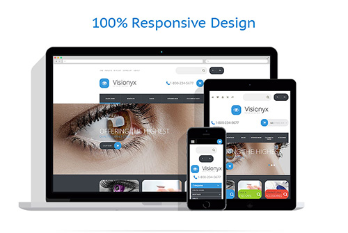 Visionyx - OpenCart 2.0.1.1 Template - TM 54980