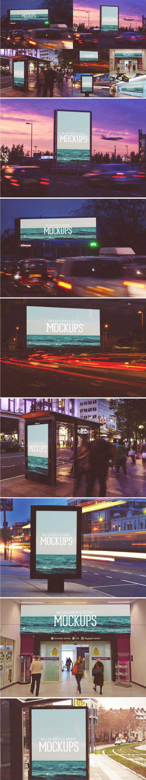 Billboards - Mockups V02 731150