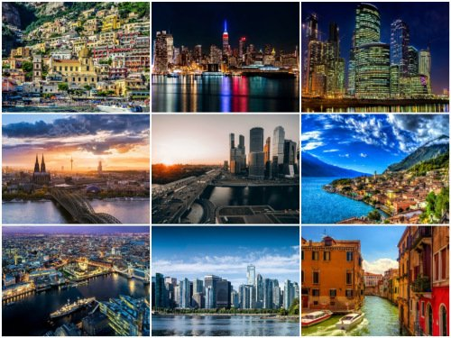 60 Beautiful Cityscapes HD Wallpapers 7