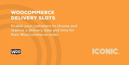 CodeCanyon - WooCommerce Delivery Slots v1.7.2 - 7323634