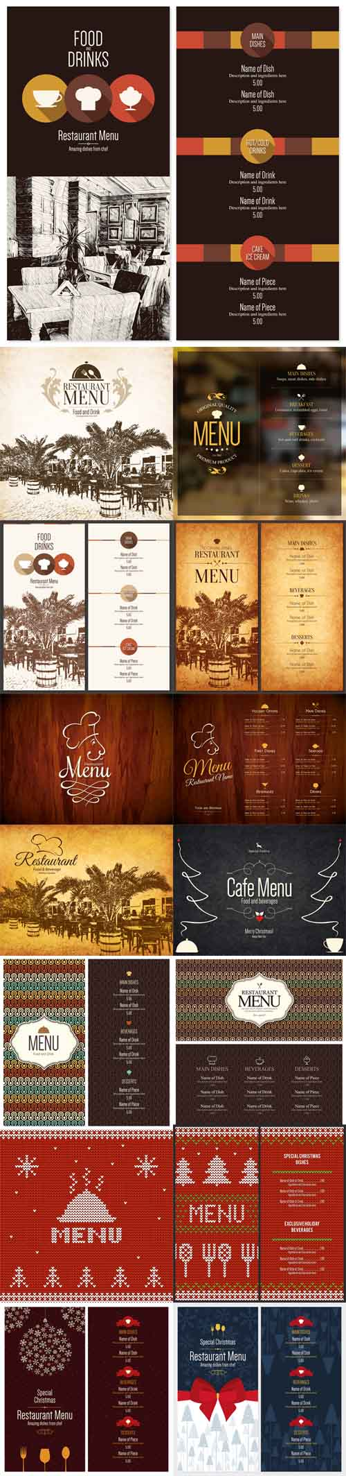 vector restaurant menu design brochure template for cafe coffee vector restaurant menu design brochure template for cafe coffee house restaurant bar