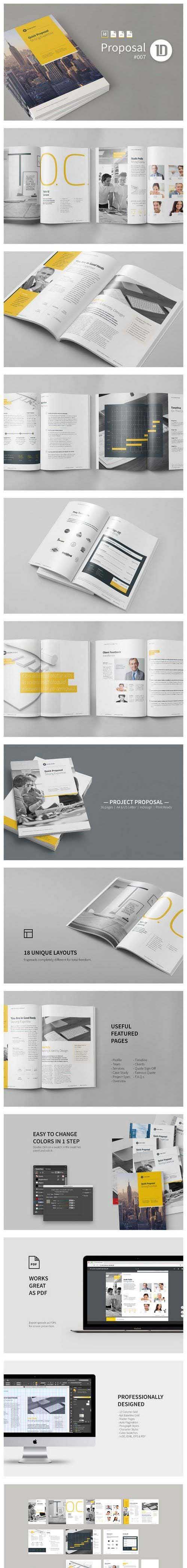 Quick Proposal 007 - The Essentials 896929