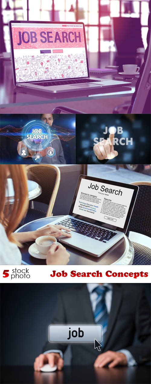 Photos - Job Search Concepts