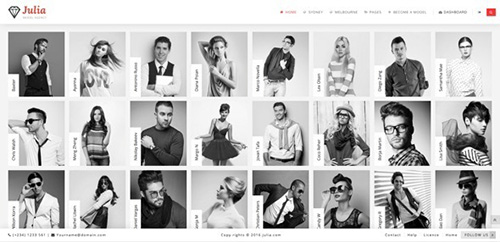 ThemeForest - Julia v1.3.8 - Talent Management WordPress Theme - 13291157