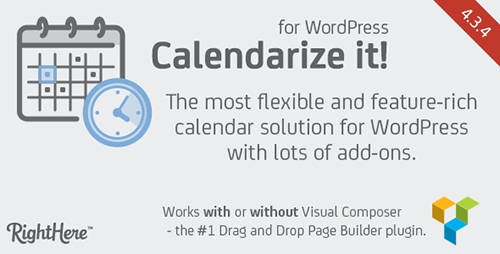 CodeCanyon - Calendarize it! for WordPress v4.3.1.73711 - 2568439