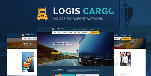 ThemeForest - Logiscargo v1.83 - Logistics and Cargo WordPress Theme - 15010564