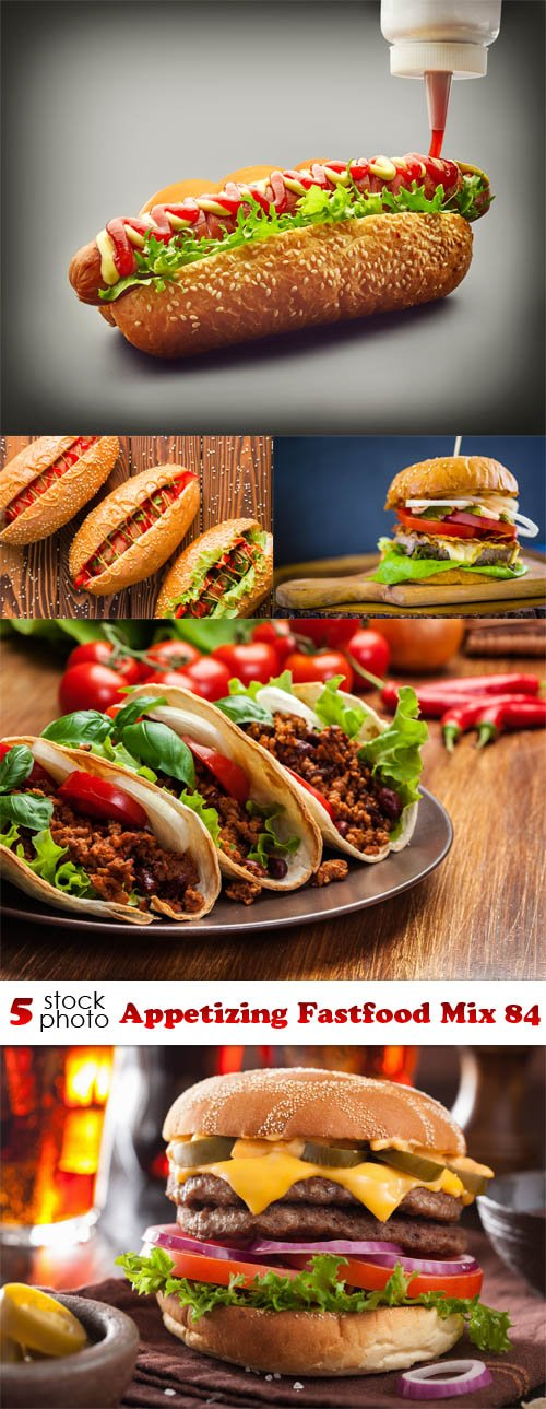 Photos - Appetizing Fastfood Mix 84