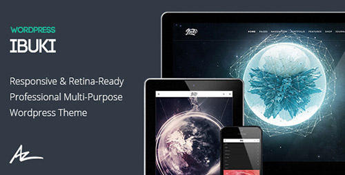 ThemeForest - Ibuki v3.3.7 - Creative Multi-Purpose & Shop Theme - 8179978