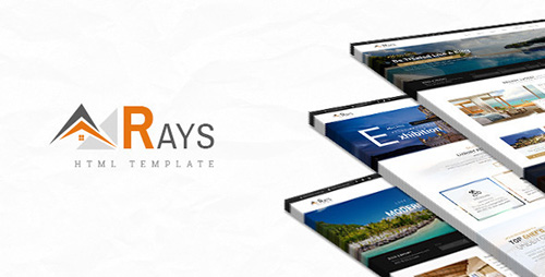 ThemeForest - Rays 2.1 - HTML Template for Spa, Resorts and Hotels - 9956377