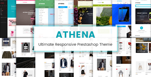 ThemeForest - JMS Athena v1.0.0 - Ultimate Multipurpose Responsive Prestashop Theme - 17098603