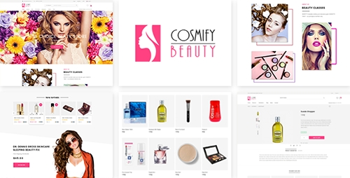 ThemeForest - Cosmify v1.0 - Fashion Cosmetic Shopify Theme - 17564354