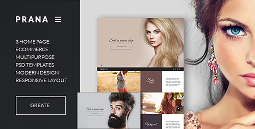 ThemeForest - Prana - Fashion Clothes eCommerce Template HTML5 (Update: 27 January 16) - 13446273