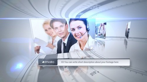 New Corporate Timeline 5981789 Videohive - After Effects Template