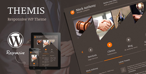 ThemeForest - Themis v4.0 - Law Lawyer Business WordPress Theme - 3498596