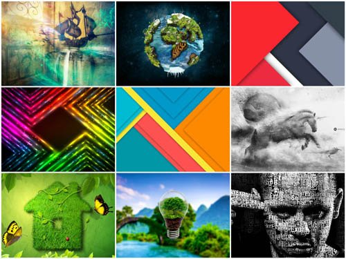 75 Creative Art HD Wallpapers Mix 15