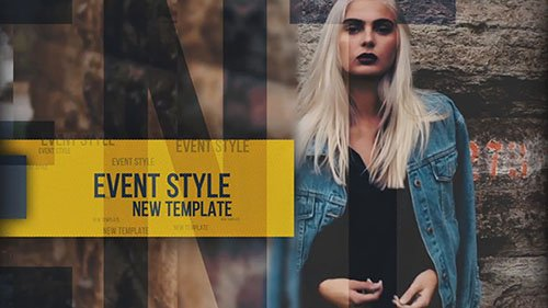 Event Style - After Effects Templates