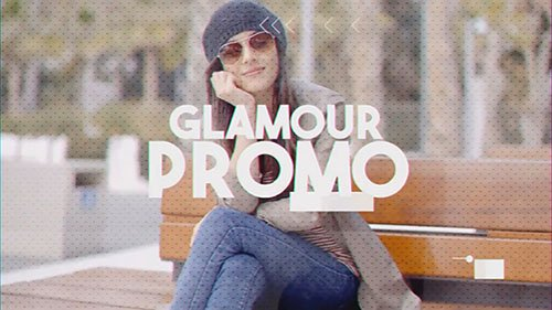 Glamour Promo - After Effects Templates