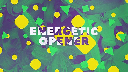 Energetic Opener 17981870 - Project for After Effects (Videohive)