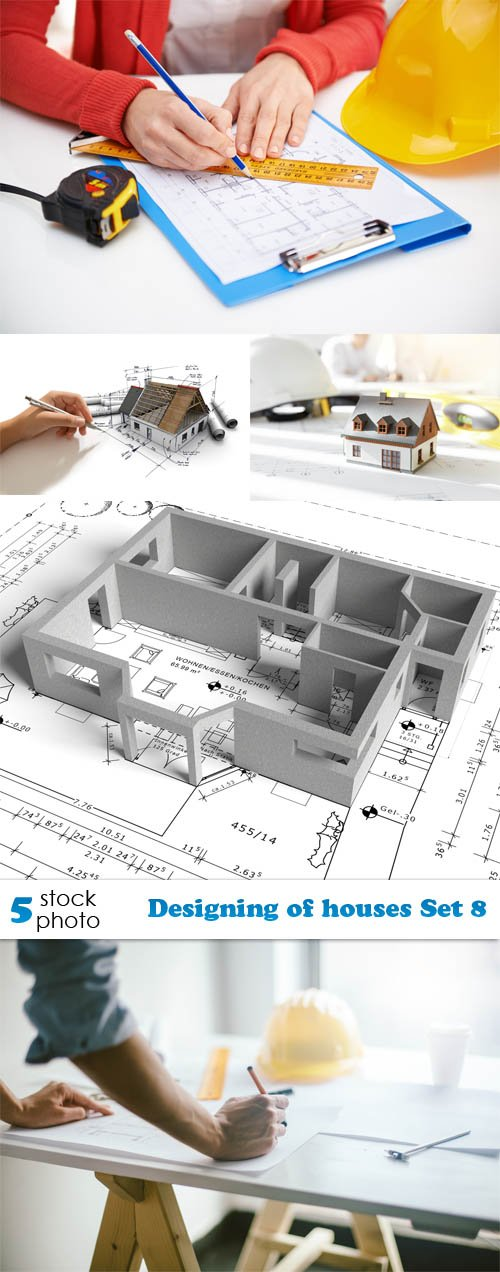 Photos - Designing of houses Set 8