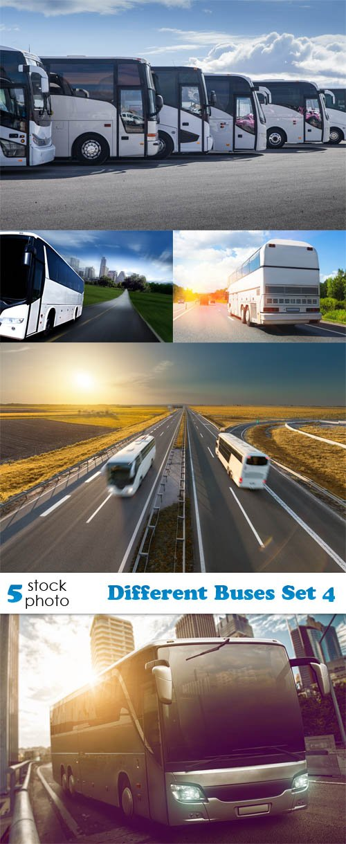 Photos - Different Buses Set 4