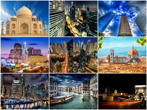 60 Beautiful Cityscapes HD Wallpapers 10