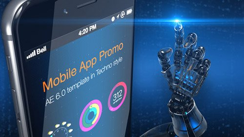 Mobile App Promo Pack - Project for After Effects (Videohive)