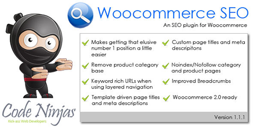 CodeCanyon - Woocommerce SEO v1.9 - 3881769