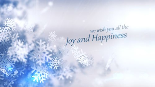 Christmas Winter Rapsody - Project for After Effects (Videohive)