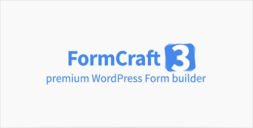 CodeCanyon - FormCraft v3.2.25 - Premium WordPress Form Builder - 5335056