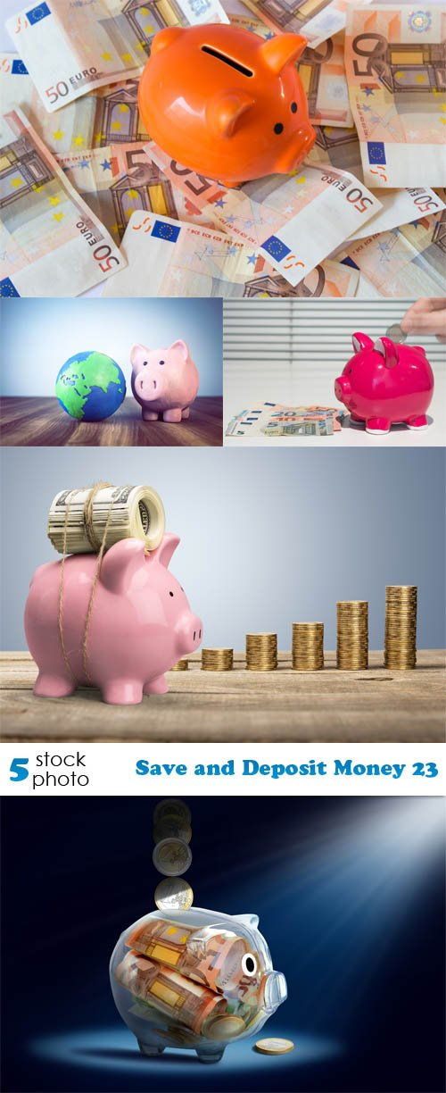 Photos - Save and Deposit Money 23