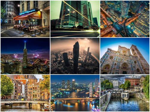 60 Beautiful Cityscapes HD Wallpapers 11