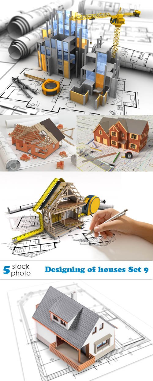 Photos - Designing of houses Set 9