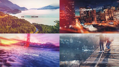 Cinematic Slideshow 15833308 - Project for After Effects (Videohive)