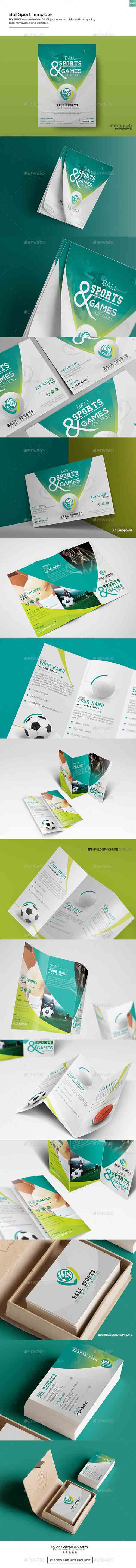 Ball Sport - Set Template 15736437