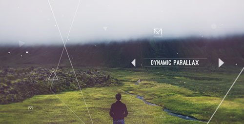 Dynamic Parallax Slideshow 18603711 - Project for After Effects (Videohive)