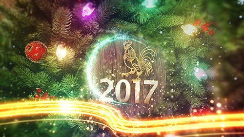 Magic Christmas Logo - After Effects Templates