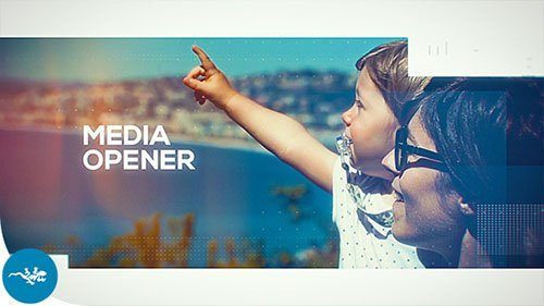 Media Opener 18561857 - Project for After Effects (Videohive)