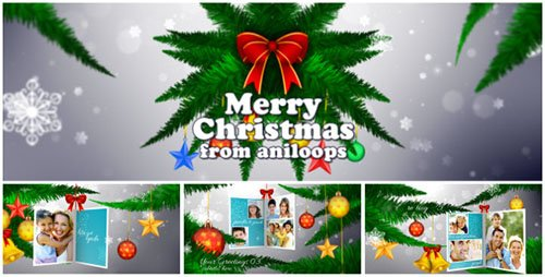 Christmas Memories 3573339 - Project for After Effects (Videohive)